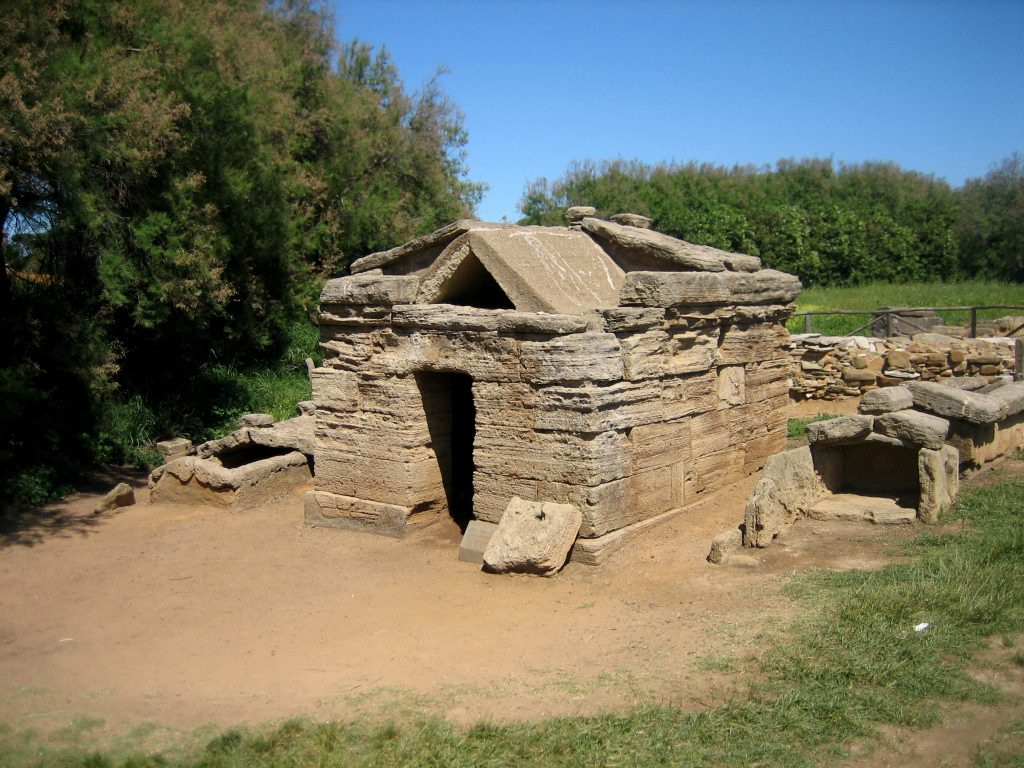 Archaeological sites of the Etruscan Coast